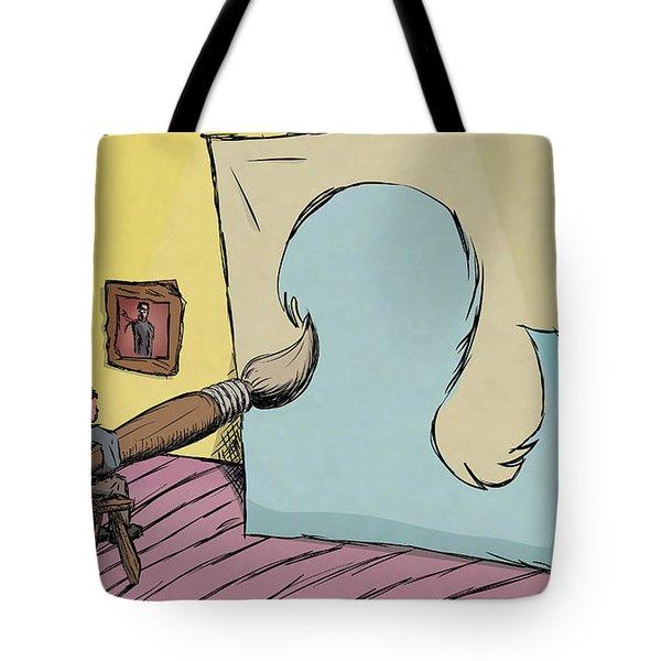 Big Ideas Tote Bag