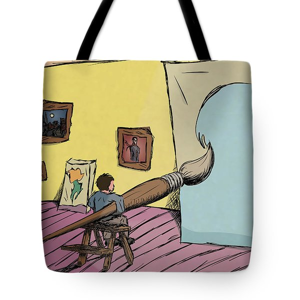 Big Ideas Tote Bag