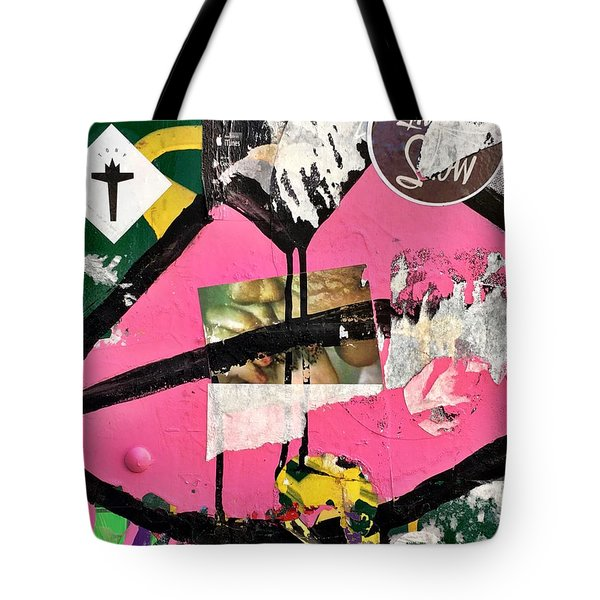 Tote Bag featuring the photograph Big Kiss by JoAnn Lense