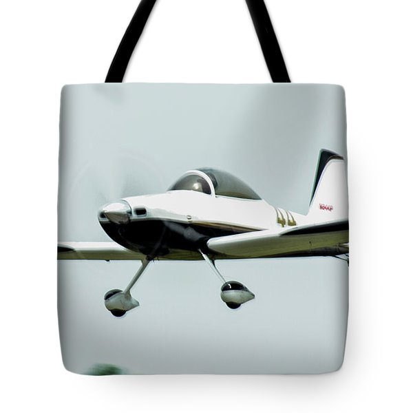 Big Muddy Air Race Number 44 Tote Bag