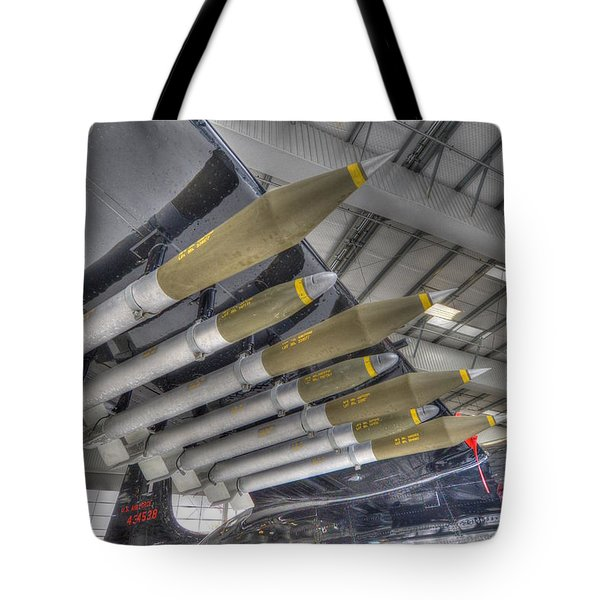 Big Payload Tote Bag