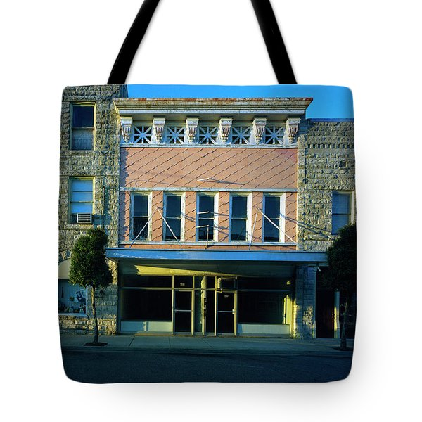 Big Pink, Corinth Tote Bag