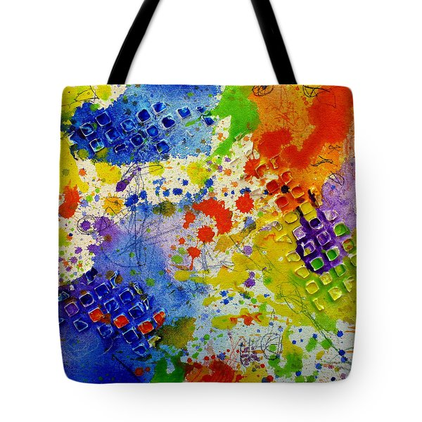 Big Risk, Big Life Tote Bag