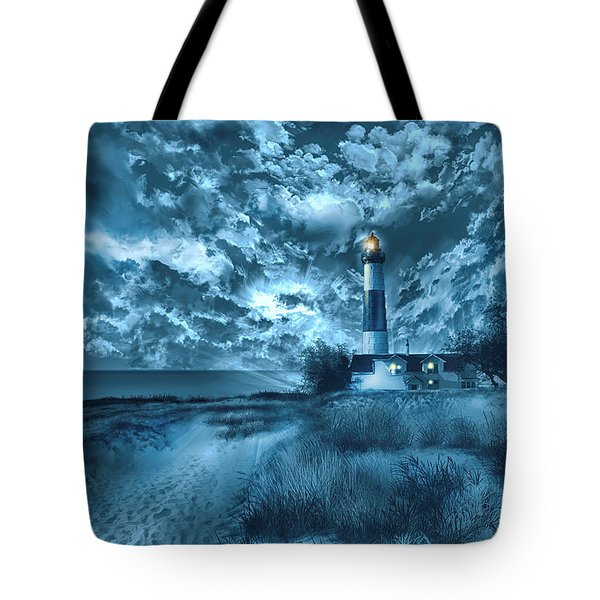 Big sable lighthouse 3 painting by bekim art - Prix big bag sable ...