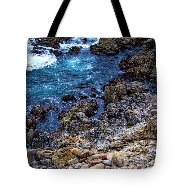 Big Sur #1 Tote Bag