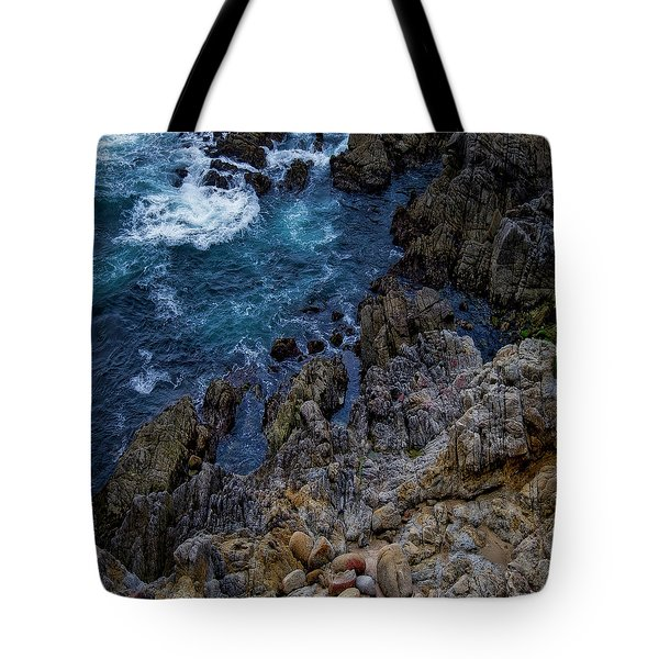 Big Sur #2 Tote Bag