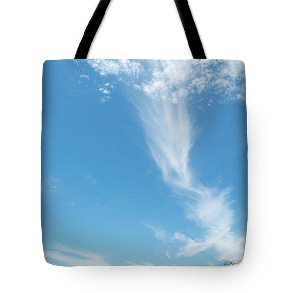 Big Sky Beach Tote Bag