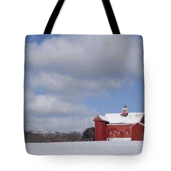 Big Sky Farm Tote Bag