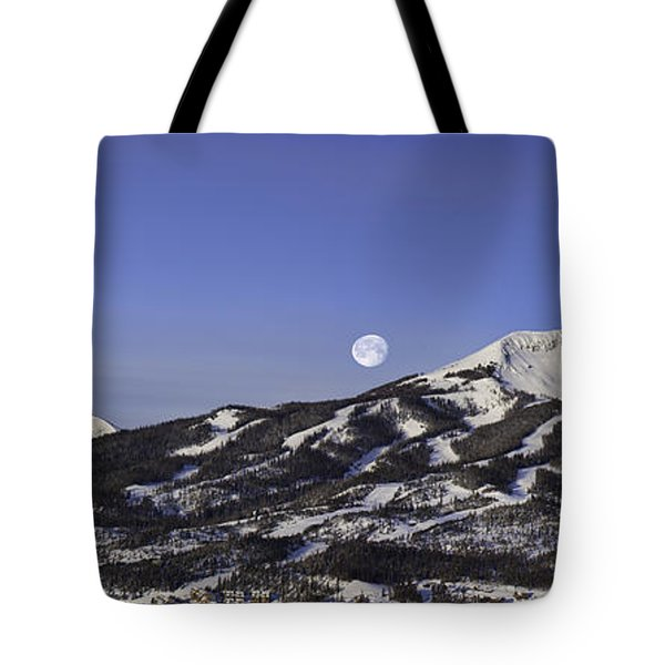 Big Sky Panorama Tote Bag