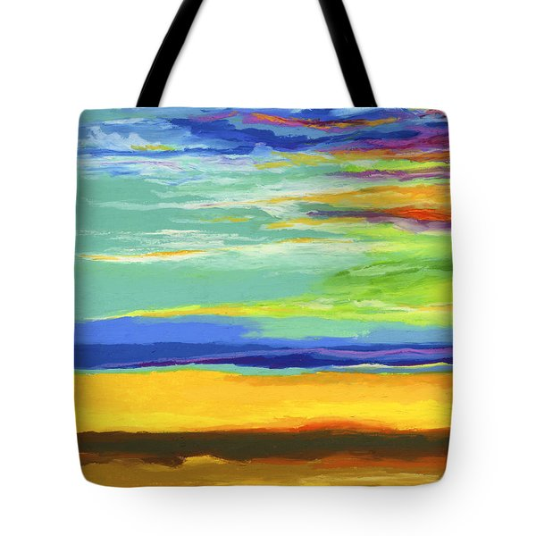 Big Sky Tote Bag by Stephen Anderson