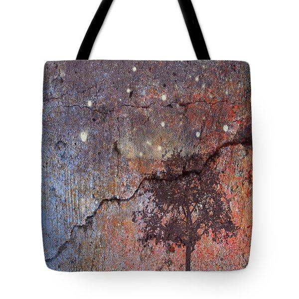 Big Stars Tote Bag by Jessica Wright