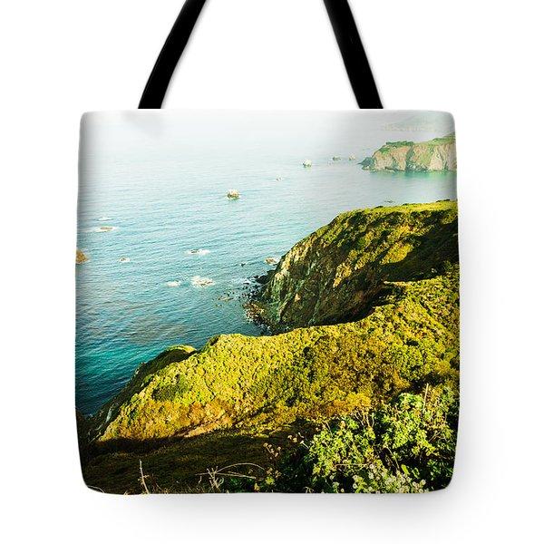 Big Sur-2 Tote Bag