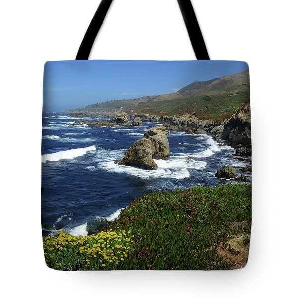 Big Sur 2 Tote Bag