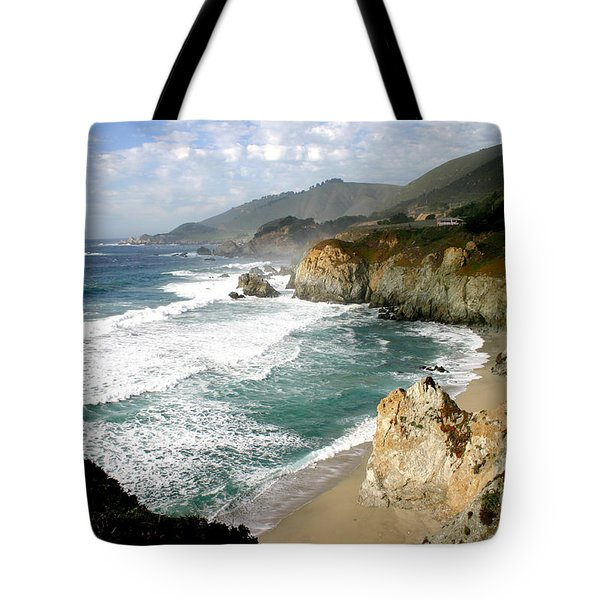 Big Sur Tote Bag
