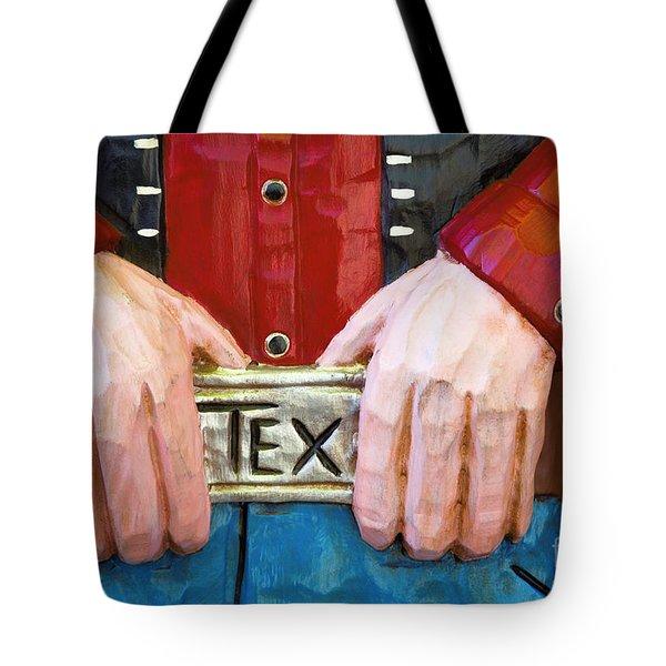 Big Tex Tote Bag