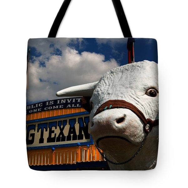 Big Texan Steak Ranch 2 Tote Bag