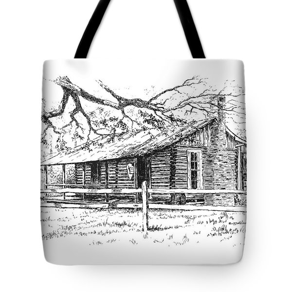 Big Thicket Information Center Tote Bag