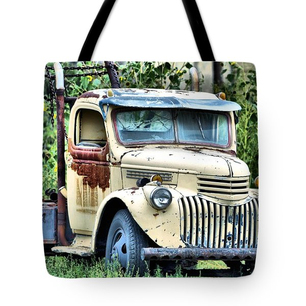Big Tow Tote Bag