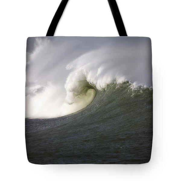 Big Waves #3 Tote Bag