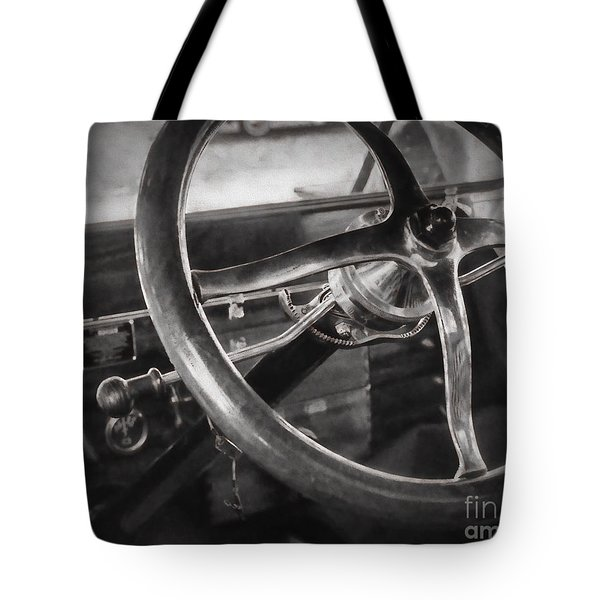 Tote Bag featuring the photograph Big Wheel by JRP Photography