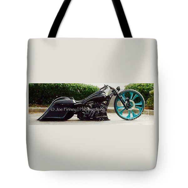 Big Wheel - No.1215 Tote Bag