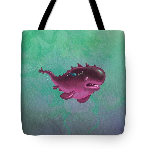 Bigfish Tote Bag