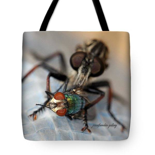 Bigger And Badder Tote Bag