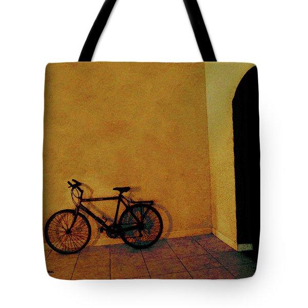 Bike Art Tote Bag