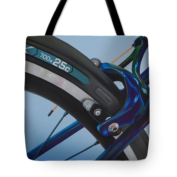 Bike Brake Tote Bag