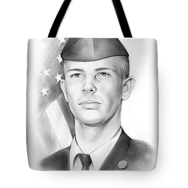 Bill Richards Tote Bag