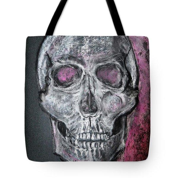 Billie's Skull Tote Bag