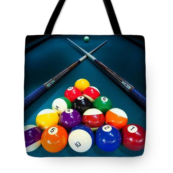 Billiard Tote Bag