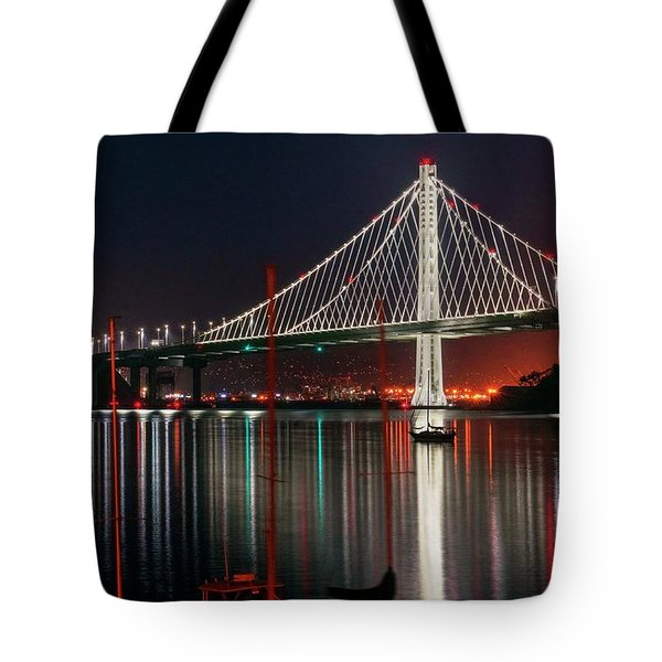 Tote Bag featuring the photograph Billion Dollar View by Peter Thoeny