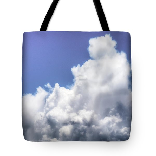 Billowing Angel Tote Bag