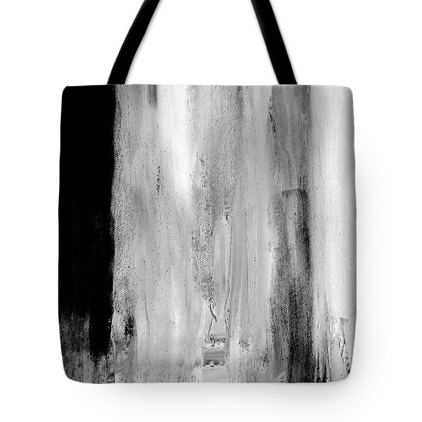 Billowing At Midnight Tote Bag