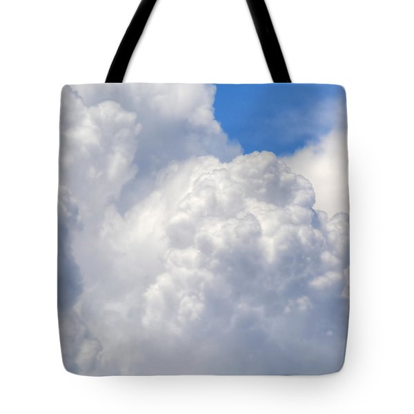 Billowing Clouds 2 Tote Bag