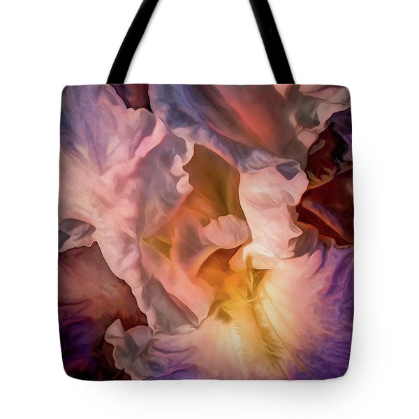 Billowing Grace 7 Tote Bag
