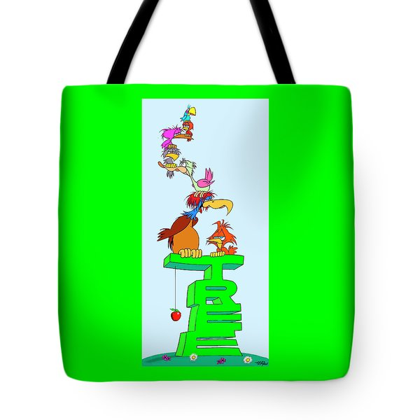 Billsville Tote Bag