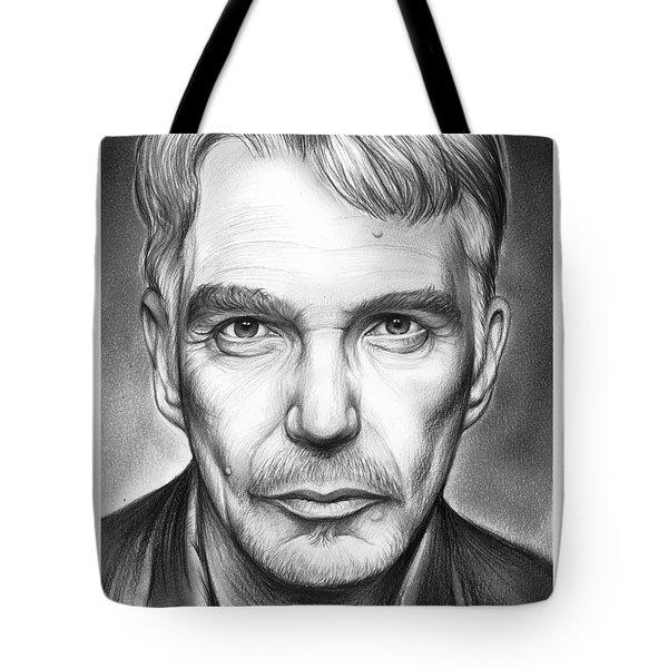 Billy Bob Thornton Tote Bag
