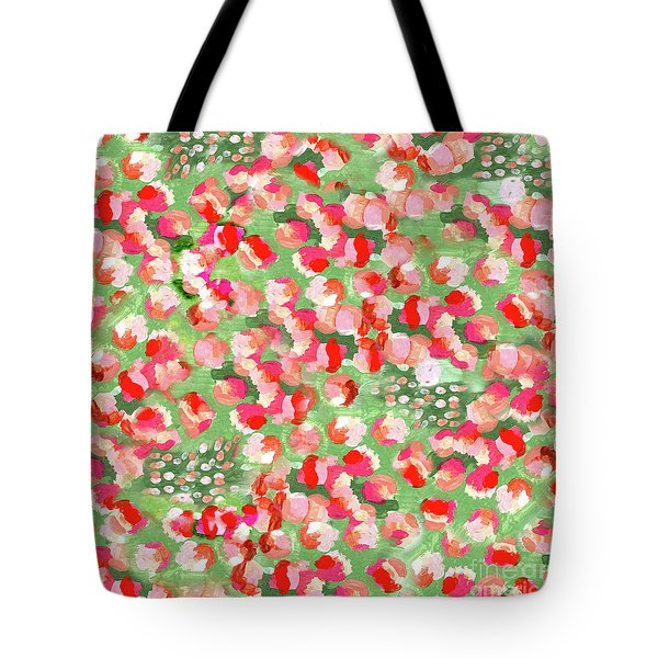 Billy Button Tote Bag