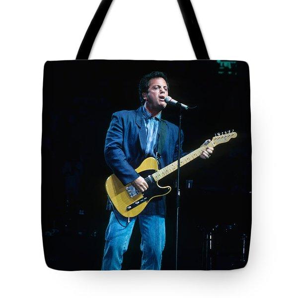 Billy Joel Tote Bag