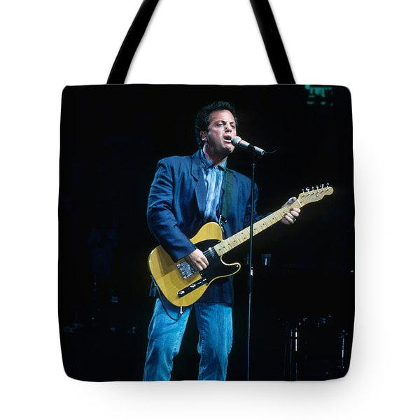 Billy Joel Tote Bag