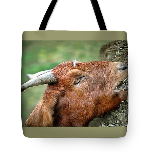 Billy Tote Bag by Marion Johnson