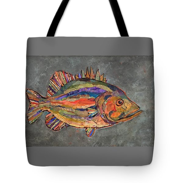 Billy The Bass Tote Bag