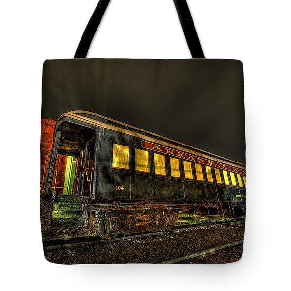 Biloxi Blues Tote Bag