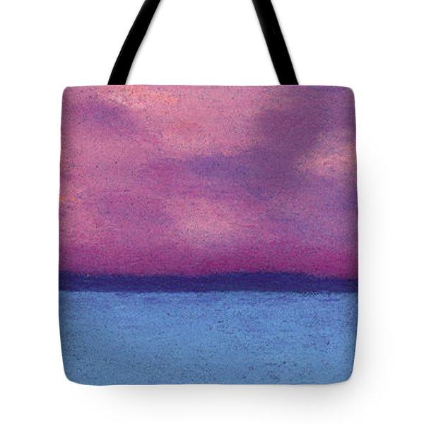 Bimini Sunrise Tote Bag