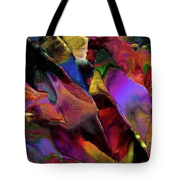Binary Star System Tote Bag