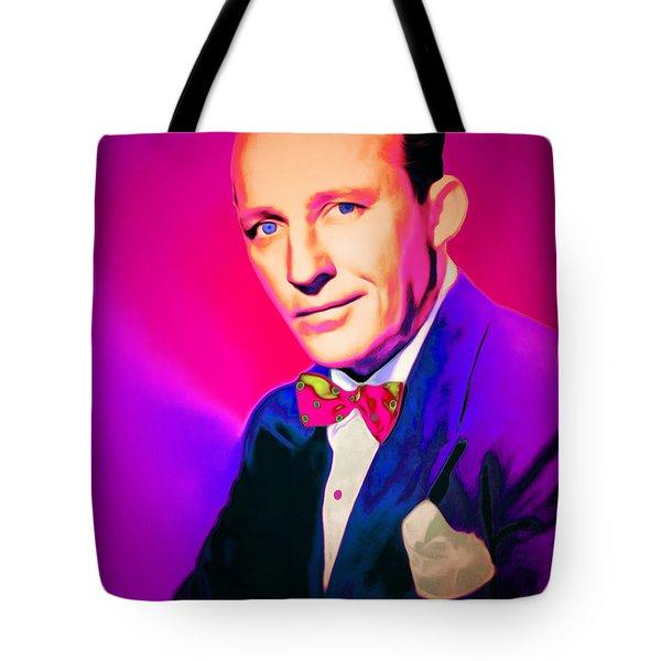 Bing Crosby 20151226 Tote Bag