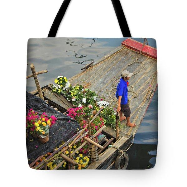 Binh Dong Market Tote Bag