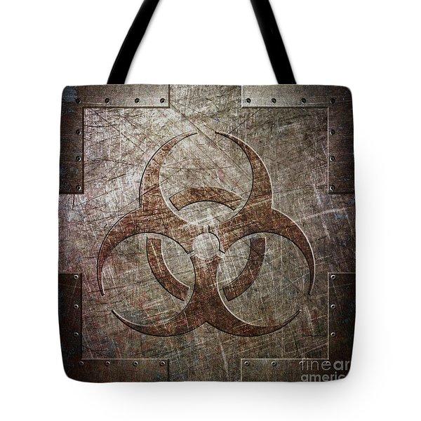 Bio Hazard Tote Bag